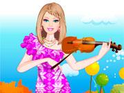 Барбі і скрипка