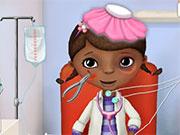 Доктор Плюшева в лікарні