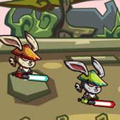 Бійки на двох: Кунг Фу зайці