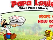 Папа Луї піца
