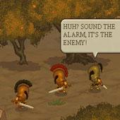 Бійки на двох: Спарта