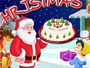 Різдвяний торт