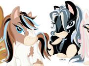 Маленькі поні для дівчаток