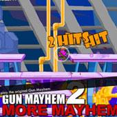 На двох стрілялки 2: Небезпечна перестрілка