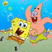 Спанч Боб на двох: Втекти від медуз