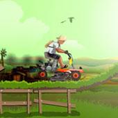 Гонки на газонокосарках