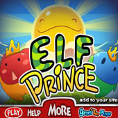Бродилка на двох: Ельфійський принц