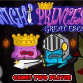 Бродилка на двох: Врятувати принцесу