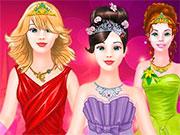 Одягалки принцес Діснея