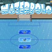Футбол на двох у воді
