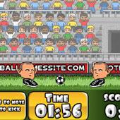 Футбол головами на двох 2