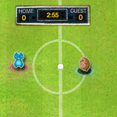 Футбол монстрів на двох
