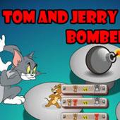 Том і Джеррі підривають бомби