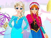 Ельза і Ганна одягалки