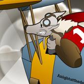 Гонка на літаках