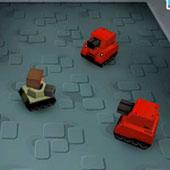 3D перестрілка на танках