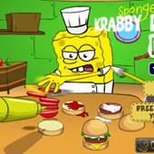 Спанч Боб 4: Бургери Крабса