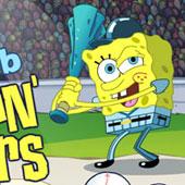 Спанч Боб грає в бейсбол