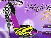 Одевалка: вибери стильні черевички