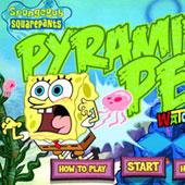 Спанч Боб пригоди на медузной піраміді