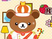 Одевалка іграшкового Ведмедика