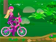 Барбі на велосипеді