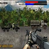 Машини стрілялки: Гонитва по джунглях
