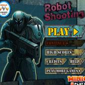 Стрілялки роботи: Захисти базу