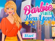 Барбі в Нью-Йорку