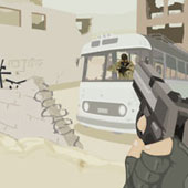 Стрілялки зі зброєю в пустелі