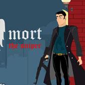 Стрілялка з зброєю: Агент Морт