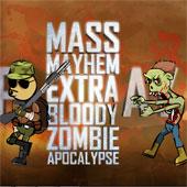 Стріляти Зомбі Апокаліпсис 3D