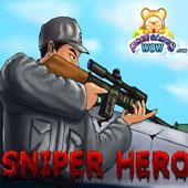 Стрілялка: Швидкий снайпер