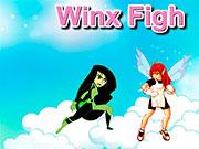 Винкс бійки