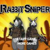 Стрілялка: Кролик снайпер