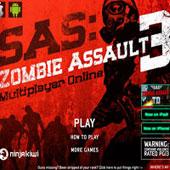 Стрілялки: Солдати проти зомбі 3