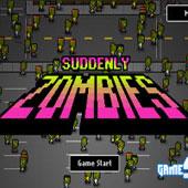 Піксельна стрілялка зомбі