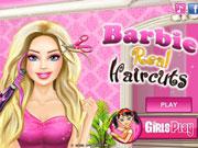 Барбі в перукарні