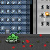 Зомбі манія на танку