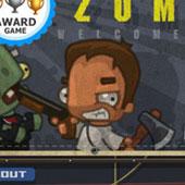 Зомбі бродилка - Зомбалити