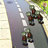 Зомбі Проти Рослин