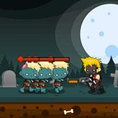 Зомбі бійки на Кладовищі