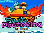 На двох фрукт короля піратів