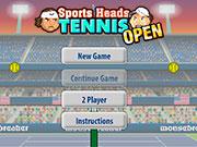 На двох теніс