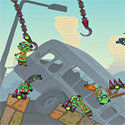 Стрельни зомбі 3