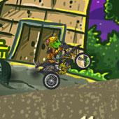 Зомбі на мотоциклі 2: Круті гонки