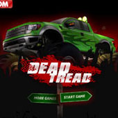 3D гонки зомбі 2: Небезпечна траса