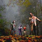 Зомбі в Страшному Лісі