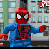 Лего Людина Павук