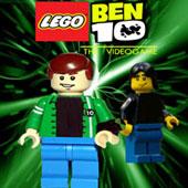 Лего Бен 10: Втеча з підземелля
